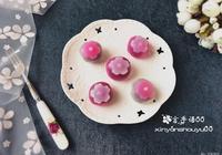雙色櫻花水晶果子#櫻花味道#