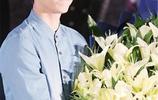 李易峰寫真—李易峰與花兒