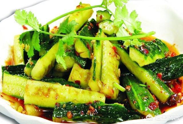 黃瓜怎麼做好吃?