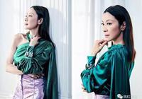 """有的女明星演富豪像裝的,為什麼楊紫瓊比劉濤""""看著就有錢"""""""