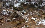 秦嶺略陽何葉壩,徒步秦嶺深山,只為賞雪看景