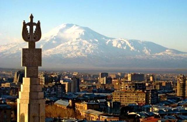 強敵環伺的亞美尼亞,能否變成高加索的以色列