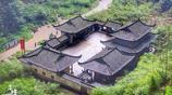 重慶這個景區是眾多影視劇的取景地,曾經的官驛成為了郵遞驛站