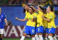 女足世界盃:意大利女足 VS 荷蘭女足