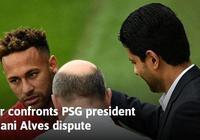 為友出頭!內馬爾懇談巴黎高層 盼留住這1巴西老友 主帥背後支持
