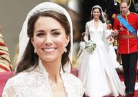 感人!凱特王妃在婚禮上深情落淚,只因哈里王子的一句:十年感情