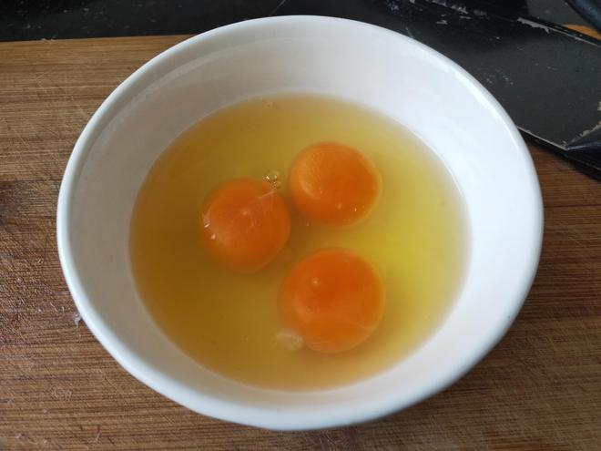 老公用它炒雞蛋,幾十年來第一次看到,沒想到又香又嫩,這麼好吃