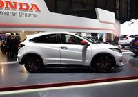 已經在海外亮相,2019年將會國內上市,本田跨界SUV,或12萬元