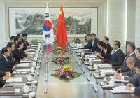 美聯社:中韓高官會晤努力修復關係