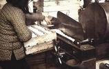 煙火太原:民國時期太原街頭做商業廣告的小孩子
