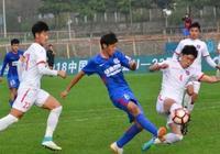 申花跟隊:徐皓陽腳踝韌帶損傷,預計4-6周恢復