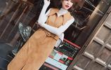 秋季新款女士連衣裙,民族風棉麻直筒裙,真是太漂亮,我先下手嘍