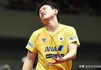 以靜制動!丹羽孝希4:2獲亞洲盃銅牌!張本智和垂頭喪氣顆粒無收