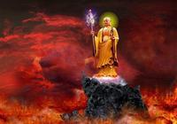 菩薩與羅漢的故事:解救苦難地藏菩薩