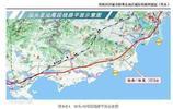 廣東新建省內城際,沿途7地,時速350,沿海1000餘公里終通高鐵