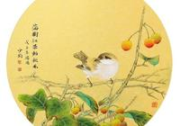 非常漂亮的工筆花鳥欣賞