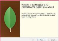 Windows下MongoDB安裝操作