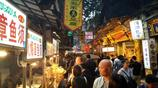 國慶假:西安回民街遊客暴增,人山人海!