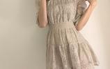 美呆了,蕾絲裙又出新款,款款優雅迷人,件件美得閃耀動人