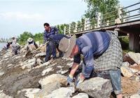 邯鄲支漳河大堤部分區段除險加固