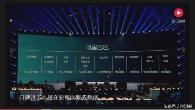 羅振宇說阿里巴巴到底是傢什麼企業,馬雲野心難以想象!