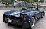 世界最豪華的跑車之一,帕加尼—Pagani Automobili超跑