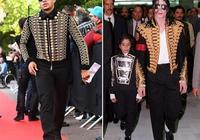 騷!德佩領獎致敬巨星MJ 身披同款黃金甲戰衣