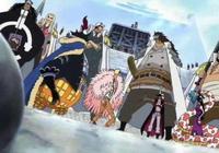 海賊王:等級設定已崩,海軍中將實力等同皇副,黃猿能秒殺傑克!