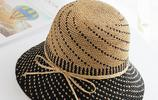 編織小草帽,夏日裡的遮陽小助手