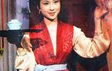 87版《紅樓夢》罕見試妝照,圖4晴雯,曾競爭林黛玉角色未能成功