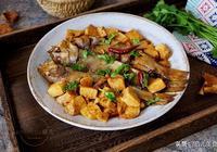 黃魚燉豆腐的做法,不用煎不用炸,這樣燉一燉,魚鮮豆腐香,好吃