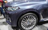 寶馬X7尊享M版,車展實拍!