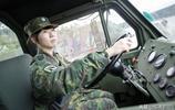 臺灣女兵以駕駛能力超強,操控30噸的愛國者防空導彈