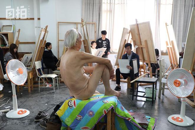 我,90歲,為做裸模跟兒女反目,這樣的人生,我覺得有意義