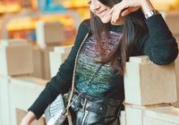 揭祕:迪麗熱巴的時裝搭配師,給我來一打……