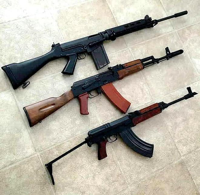 槍械欣賞系列,喜歡木託的槍迷們,這組木託看一看