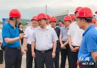 易鵬飛調研園區經濟發展