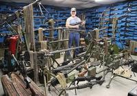 美國富人的槍械有多少?五張圖帶你開眼界