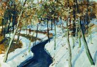 俄羅斯藝術家|斯坦尼思·如科夫斯基|油畫作品