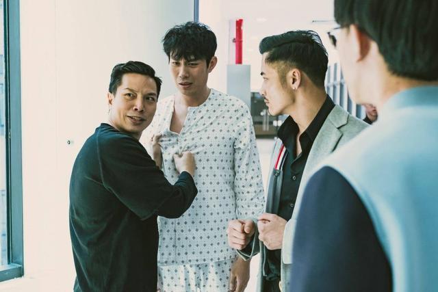 宋陽:不想做電影的話劇導演不是好演員