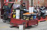 去年5毛一斤買的柿子,水泡一冬後,味道沒變價格漲到一斤兩塊五
