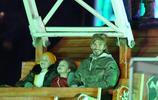 「超多圖」貝克漢姆帶孩子們逛遊樂場,小七全程表情誇張超開心