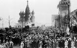罕見老照片:100年前俄國十月革命現場實拍老照片