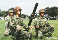 中國軍隊的93式迫擊炮,射程最遠的輕型迫擊炮,威力如何?
