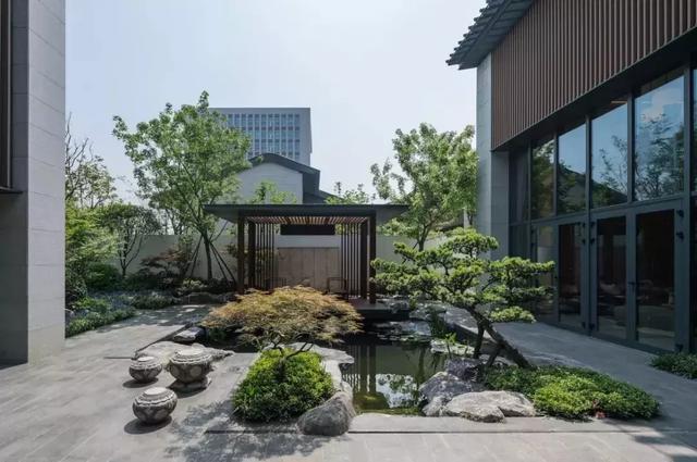 驚豔世界的中式庭院