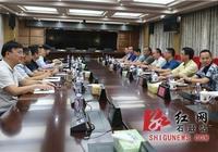 唐浩然、劉浪調研衡陽石鼓區財稅工作