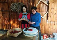 慈利縣楊柳鋪麥醬——中國餐桌上的土家口味