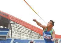 全國殘疾人田徑錦標賽開賽