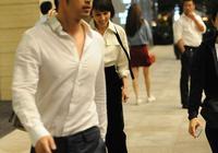 袁泉穿白襯衫現身酒店,網友:袁泉有優雅的氣質