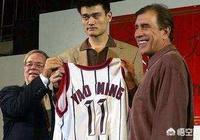 姚明當年為什麼被選為NBA狀元?